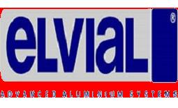 1. Κουφώματα αλουμινίου της ELVIAL